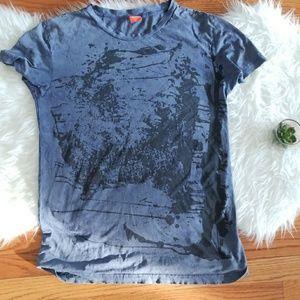 Hugo Boss Blue T Shirt